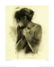 CHARLIE MACKESY - ANTONIA ART PRINT WITH FRAME OPTIONS OR AS STRETCHED CANVAS
