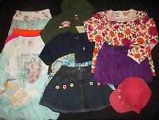 Girl 7-8 Spring Summer Fall Clothes Outfit Lot Gymboree Roxy Circo FREE SHIP 7 8