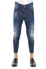 DSquared2 Hockney Jean S74LA0695 S30342 470 Jeans Dsquared D2 Tapered Leg