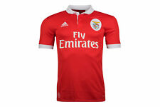 adidas SL Benfica 17/18 Home S/S Replica Football Shirt
