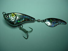 SEBILE SPIN SHAD SD-BD-NO-122-SK FISHING LURES 3/4oz / 22g VARIOUS COLOURS