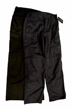 Mens Cargo Combat Work Trousers with Pockets for Knee Pads 30 32 34 36 38 40 REG