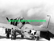Grumman TBF-1 Avenger Torpedo Squadron VT-8 Photo Navy Military WW2 Midway 1942