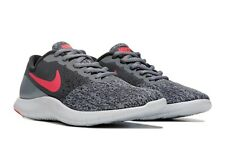 NIKE WOMENS FLEX CONTACT GREY RED RUNNING SHOES 2017 **FREE POST AUSTRALIA