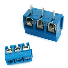 2 x 3 Pin 5mm PCB Universal Screw Terminal Block Connector 300V 16A GS002S