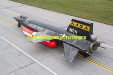 USAF North American X-15A-2 Color PHOTO Military Air Force Jet X 15 Aircraft