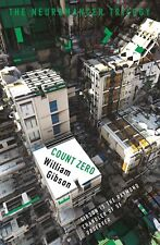 Count Zero (The Neuromancer Trilogy) Paperback Book, 2017 William Gibson