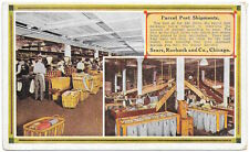 Postcard Sears, Roebuck and Company in Chicago, Illinois~101436