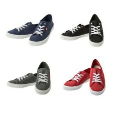 Levis Men Sneakers Malibu Low Shoes Textile Washed Look,41-46 Choice Of Colours