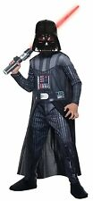 Child's Darth Vader Classic Star Wars Costume:Jumpsuit/Cape/Mask, Rubies 810699