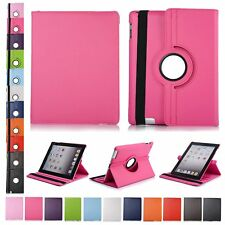 LUXURY PU LEATHER STRAP SMART CASE COVER FOR APPLE IPAD MINI 2 3 4 AIR 6 PRO