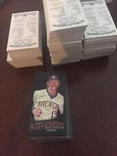2016 Topps Allen and & Ginter X Black Mini Online Exclusive Singles Pick CHOICE