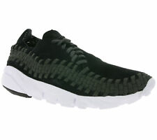 NIKE Air Footscape Woven NM Shoes Trainers Sport Athletic Shoes Black 875797 001