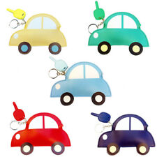 Cute Toys Car with Key Design Coin Purse Bag Pouch Wallet Key Holder Keychain