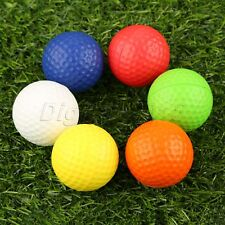 20Pcs Soft Elastic PU Foam Professional Golf Ball Sports Training Practice Balls