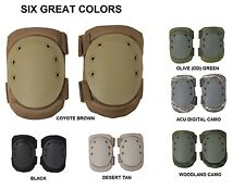 Tactical Protective Knee Pads Army USMC Navy Seals Sports Skateboard Garden SWAT