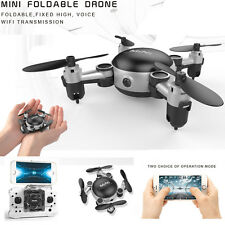 Mini Wifi HD Camera Drone RC Quadcopter 2.4GHz 4CH 6-Axis Gyro 3D UFO FPV RC
