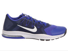 NEW MENS NIKE TRAIN COMPLETE RUNNING SHOES TRAINERS BINARY BLUE / WHITE / PARAMO