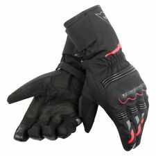 Dainese Tempest D-Dry Long Gloves Black/Red