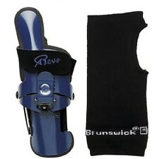 Robbys REVS 3 Bowling Ball Wrist Brace Small - XLarge Right Handed & Wrist Liner