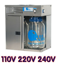 Mini Classic CT Pure Water Distiller On-Counter Stainless Steel 110V or 220V MC3