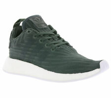 Adidas Originals NMD_R2 w Boost Shoes Women's Sneaker Trainers Green ba7261