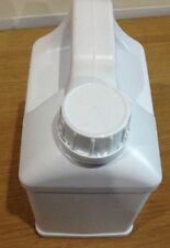 2 Litre 2L Plastic Jerry Can Bottle Water Carrier Container With Tamper Caps