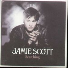 JAMIE SCOTT Searching CD European Sony 2004 2 Track Radio Mix Promo In Special