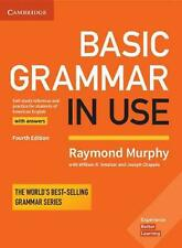 Basic Grammar in Use Student's Book With Answers: Self-study Reference and Pract