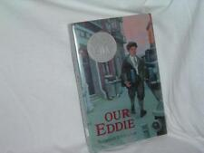 Our Eddie Sulamith Ish-Kishor HB Dust Jacket nice Free Shipping
