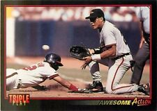 1993 LEAF TRIPLE PLAY MLB BASEBALL CARD PICK SINGLE CARD YOUR CHOICE
