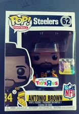Antonio Brown Funko POP Wave 4 Steelers Exclusive #62 Pop 2