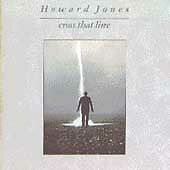 HOWARD JONES Cross That Line LN CD...Buy 2 + from my store and SAVE $$