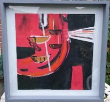 LOVELY CORNISH ABSTRACT STUDY - TITLED
