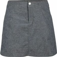 MARMOT WOMEN'S MARI SKORT BLACK HEATHER ASST SIZES NEW