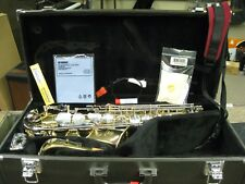 Yamaha YAS-23 Standard Alto Sax with Hard case - Used but in Beautiful Condition