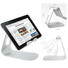Adjustable Aluminum Alloy Holder Stand Dock Metal Mount For Apple iPad