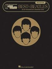 BEST OF THE BEATLES VOLUME 112 EZ PLAY - E-Z PLAY TODAY PIANO BOOK 101498