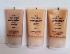 LAURA GELLER the real deal concealer serious coverage 0.70oz PICK YOUR SHADE