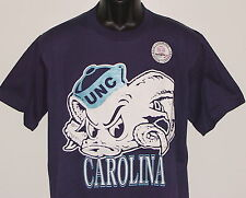 Vintage 80s/90s UNC Carolina TARHEELS Swingster T-Shirt NCAA NWT NEW Old Stock