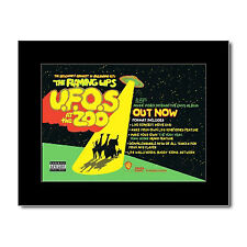 FLAMING LIPS - UFOs At The Zoo Mini Poster - 13.5x21cm