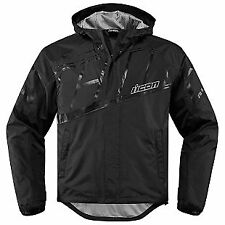Icon PDX 2 Mens Waterproof Jacket Black