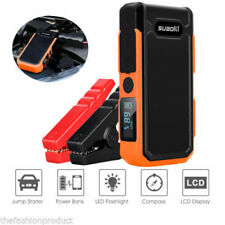 Suaoki 20000mAh 12V Car Jump Starter Booster Emergency Battery Charger PowerBank