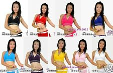 Brand New Belly Dance Costume Sexy Bra Top 9 Colours Available Free Shipping