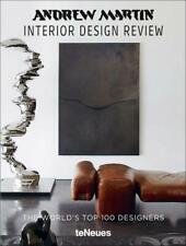 Andrew Martin Interior Design Review: Volume 21 by Andrew Martin Hardcover Book