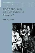 Rodgers and Hammerstein's Carousel by Tim Carter (English) Paperback Book Free S