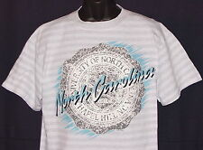 Vintage 90's UNC TARHEELS T-Shirt CAPITOL Graphics NCAA NWT NEW Old Stock LARGE