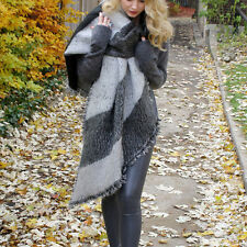 HOT Fashion Women's Solid Warm Cashmere Pashmina Scarf Wrap Shawl Stole