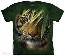 "TIGER ""EMERALD FOREST"" ADULT T-SHIRT THE MOUNTAIN"