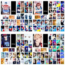 30PCS Kpop BTS Lomo Card Personal Collective Photocard Postercard Poster Cards